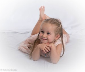Image of girl smiling